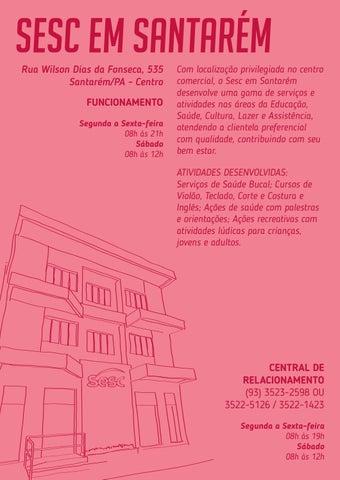 Page 44 of Sesc em Santarém