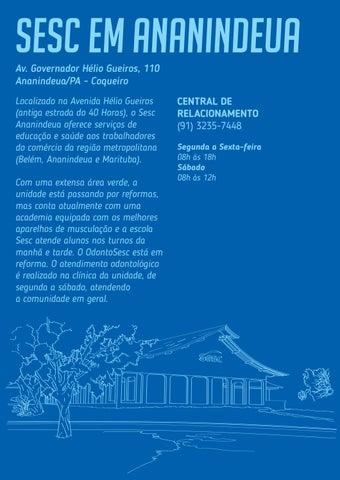 Page 6 of Sesc em Ananindeua