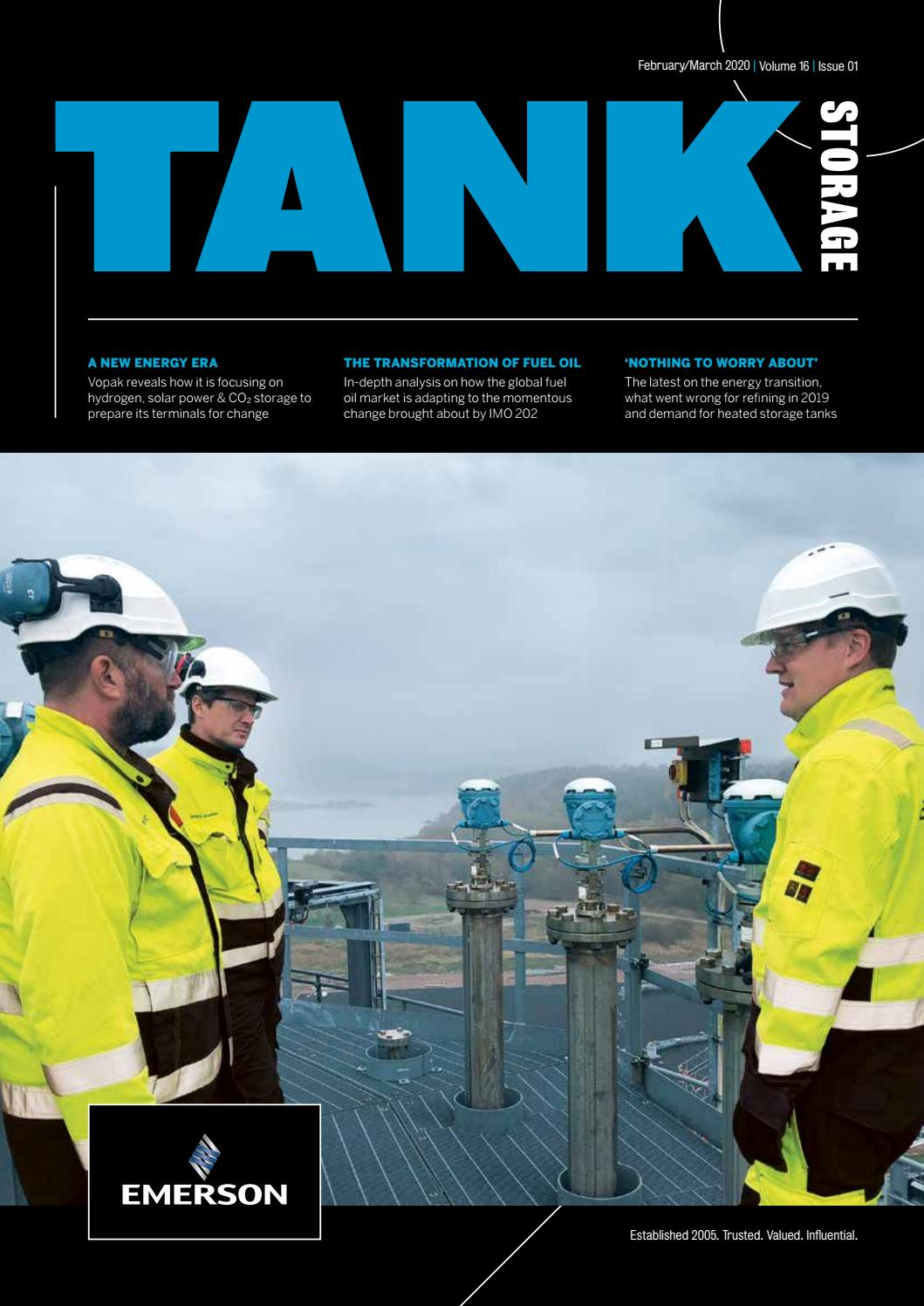 Tank Storage Magazine February/March 2020 by Tank Storage Magazine ...