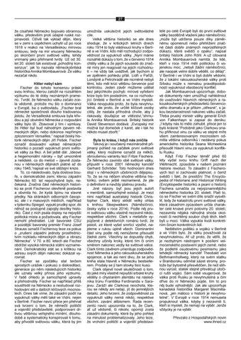 Page 29 of Před 20 lety zemřel historik Fritz Ficher