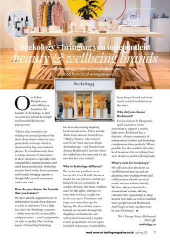 Page 17 of Seekology's fresh approach to retail