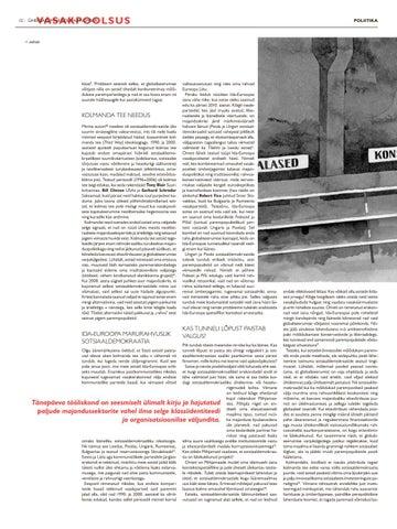 Page 12 of POLIITIKA [11Tõnis Saarts