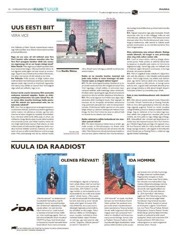 Page 34 of SKEENE Uus eesti biit: Vera Vice