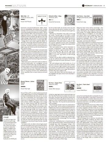 Page 35 of SKEENE Uus eesti biit: Vera Vice