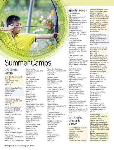 Page 24 of Summer Camps