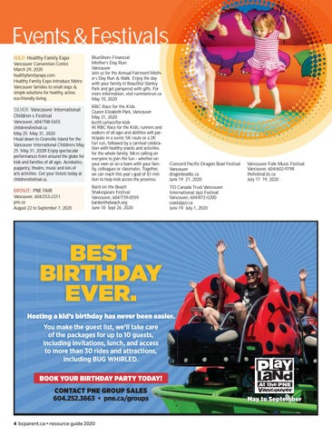 Page 4 of Events and Festivals