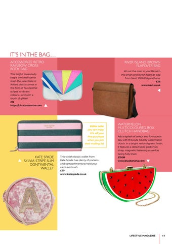 Page 11 of Be fashion ready