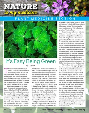 Page 32 of IT'S EASY BEING GREEN