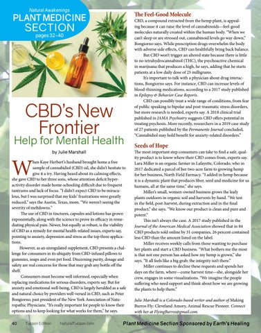 Page 40 of CBD'S NEW FRONTIER
