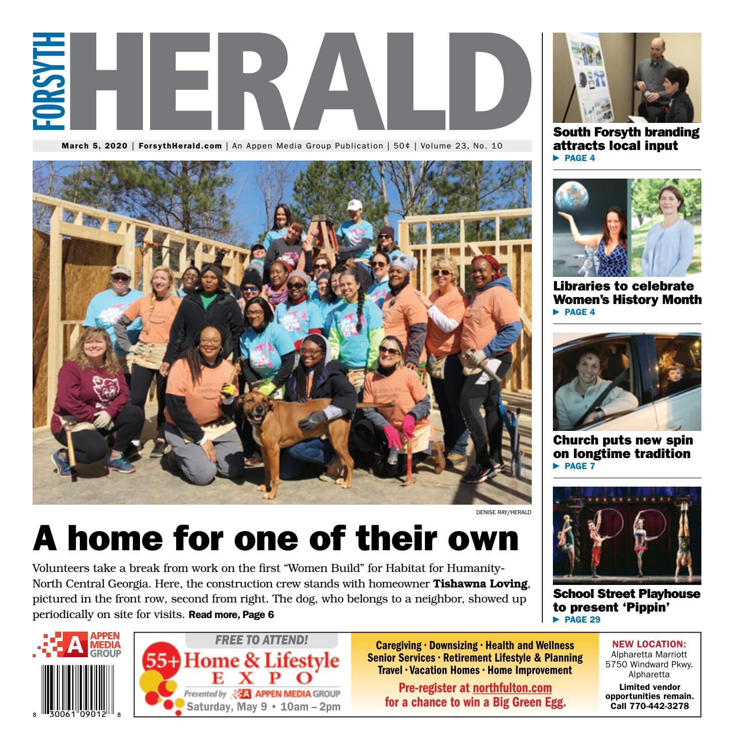 Forsyth Herald March 5 2020 By Appen Media Group Issuu