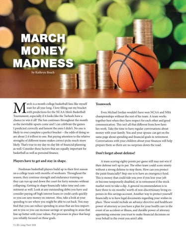 Page 12 of March Money Madness