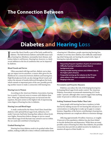 Page 7 of Diabetes and Hearing Loss Connection