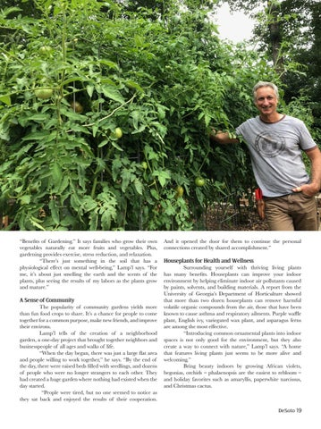 Page 17 of Gardening Your Way to Better Health