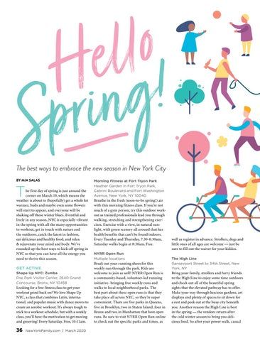 Page 36 of Spring lean our ife
