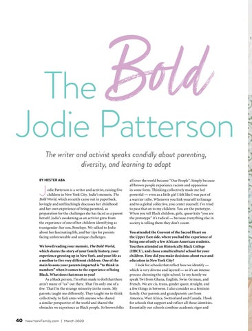 Page 40 of Jodie Patterson: Bold and Brave