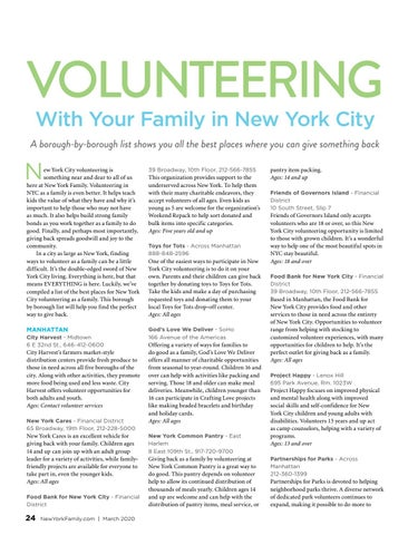 Page 24 of amily Volunteering