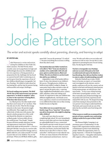 Page 28 of Jodie Patterson: Bold and Brave