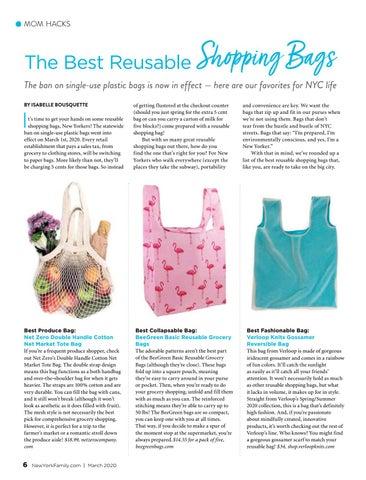 Page 6 of om acks: Goodbye Plastic