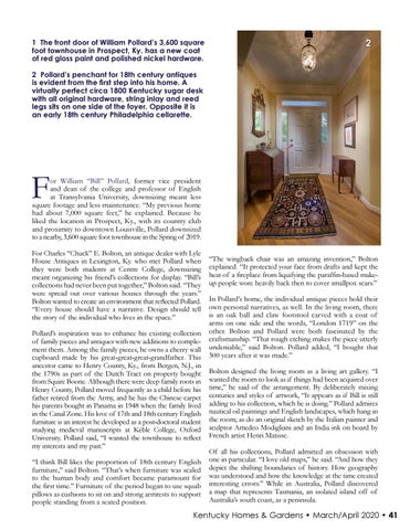 Page 43 of At Home with a Collector