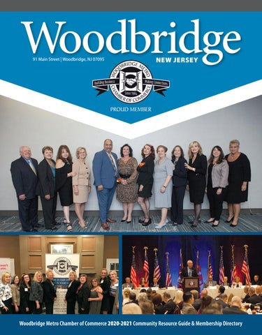 Woodbridge Nj 2020 Community Profile By Town Square Publications
