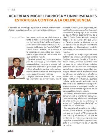 Page 22 of PUEBLA