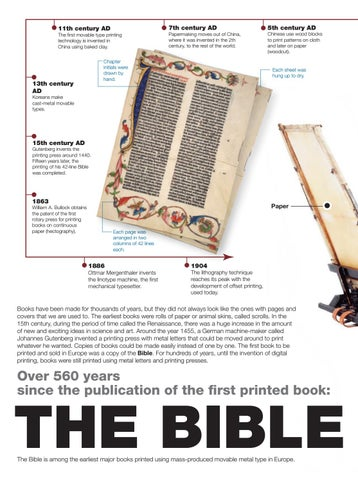 Page 14 of Infography OVER 560 YEARS SINCE THE