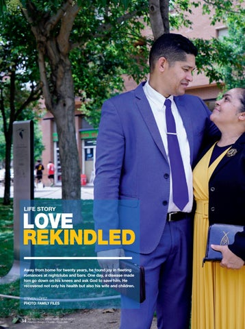 Page 34 of Life story LOVE REKINDLED