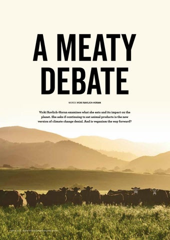 Page 24 of Opinion – A Meaty Debate