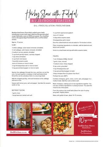 Page 31 of V on Wheels Falafel