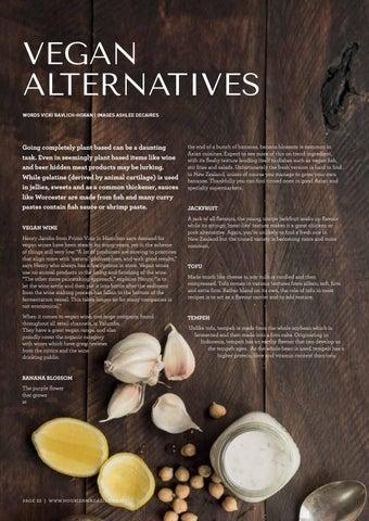 Page 32 of Vegan Alternatives