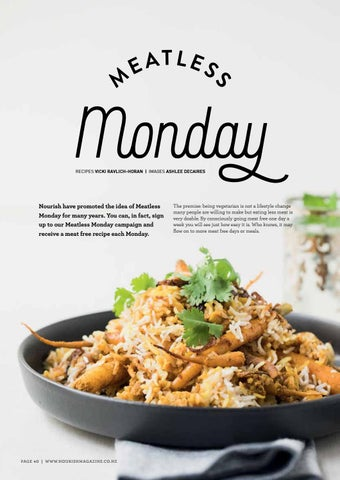Page 40 of Meatless Monday