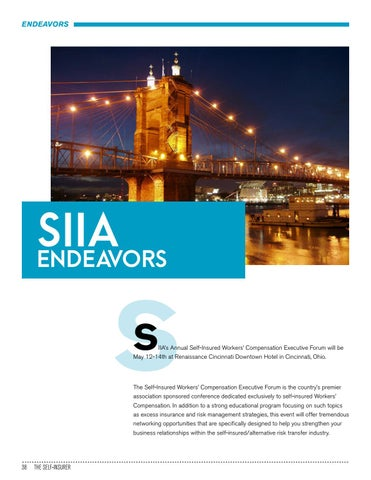 Page 38 of SIIA ENDEAVORS