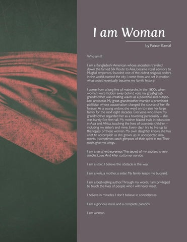 Page 9 of I am Woman