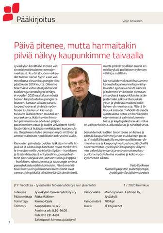 Page 2 of Pääkirjoitus