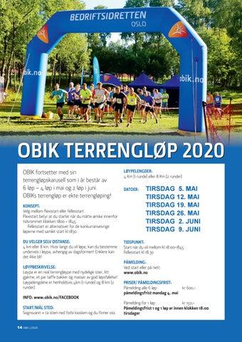 Page 14 of OBIK Terrengløp 2020