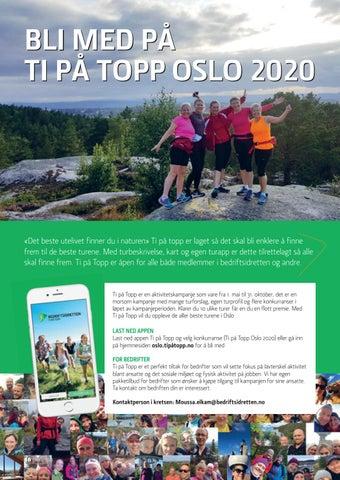 Page 16 of Bli med på Ti på Topp Oslo 2020