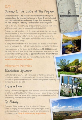 Page 53 of Discover Bowland Itineraries The Ultimate Bowland Activity Holiday