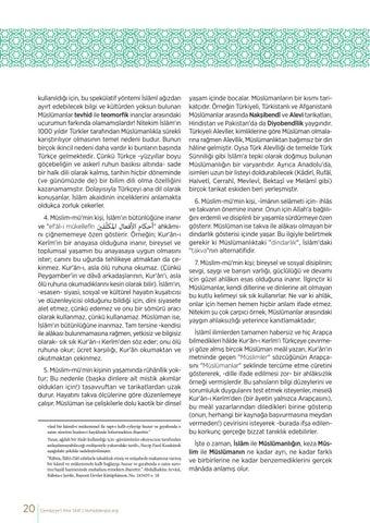 Page 20 of FAKRININ FARKINA VAR Özcan YILDIRIM