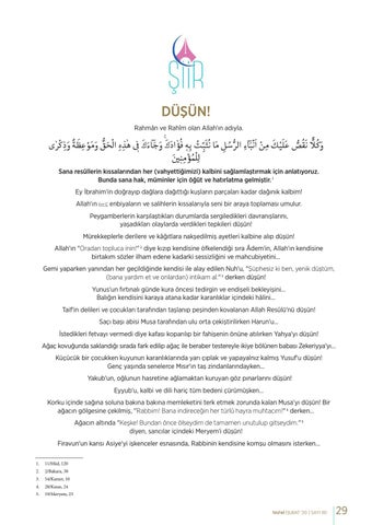 Page 29 of DÜŞÜN! Alper TANRIVERDİ