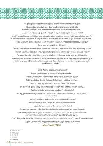 Page 30 of GÜÇLÜ MÜMİN ZAYIF MÜMİN Emre ACAR