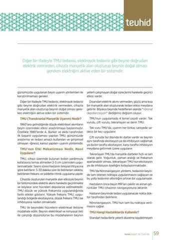 Page 59 of GETAT DIŞI TEDAVİLER: TMU Dr. Seyfullah İSLAM