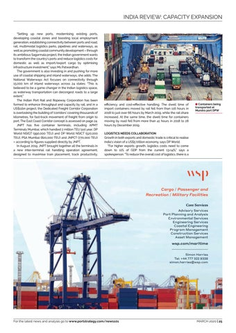Page 25 of Matching Port Investment with Digital Efficiency