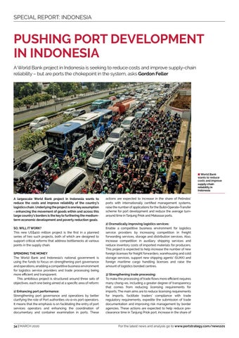 Page 34 of Pushing Port Development in Indonesia