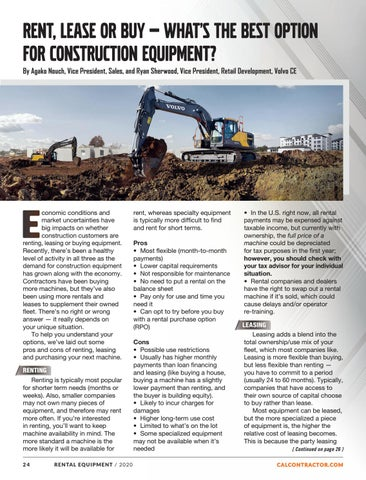 Page 24 of VOLVO CE