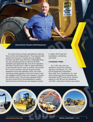 Page 7 of ECCO EQUIPMENT CORPORATION – A NAME WORTH REPEATING