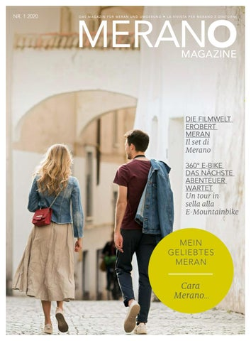 Merano Magazine Marz 2020 By Consisto Gmbh Issuu