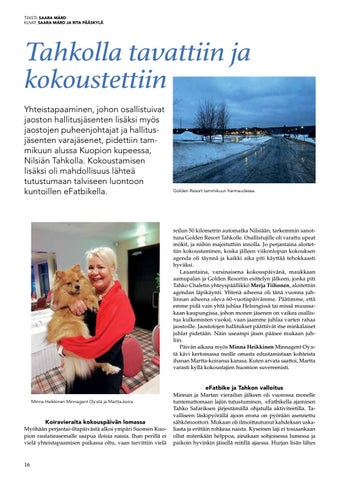 Page 16 of Tahkolla