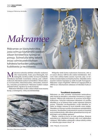 Page 7 of Makramee