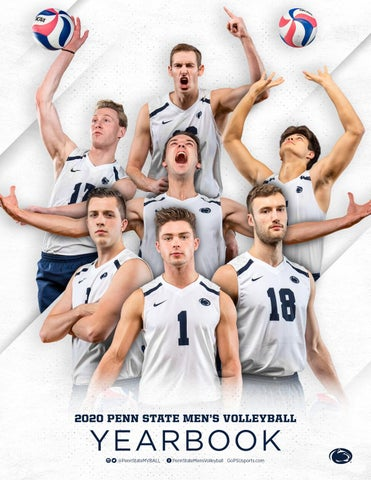 2020 Penn State Men S Volleyball Yearbook By Penn State Athletics Issuu