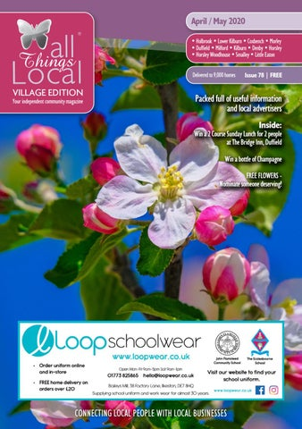 All Things Local Village Edition April May 2020 By Karyn Issuu
